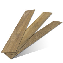 Anti slip rustic wood grain wooden floor tiles wood finish tile design