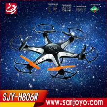 Тонкой работы F806W квадрокоптер с fpv WiFi камера беспилотный 2.4 г 6 aixs gryo Гексакоптер для оптовых продаж