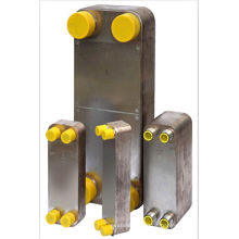 China Manufacture Brazed Plate Heat Exchanger