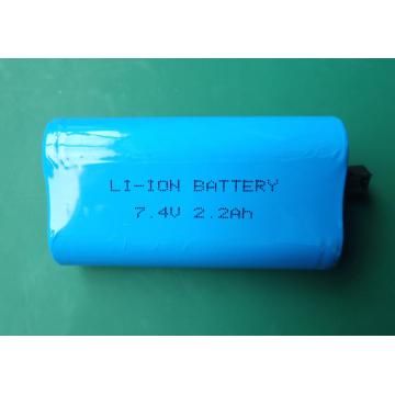 7.4V 2.2Ah high power battery pack