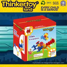 2015 Popualr lindo nuevo juego de engranajes niños juguete