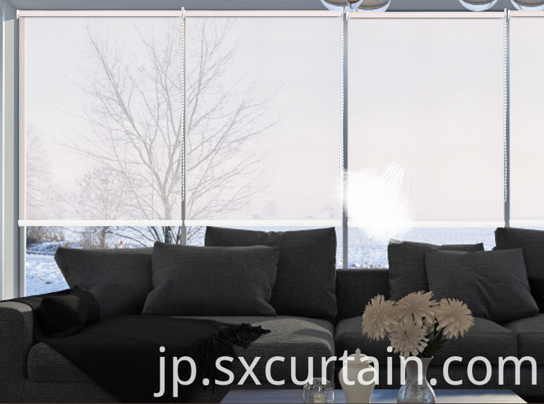 Roller Blind Curtain Blackout