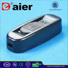 Botón plano impermeable en línea interruptor