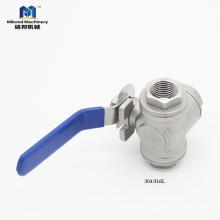Meistverkaufte Günstigen Preis Heißes Produkt Beste Qualität 304 / 316L Wasserdruckventil