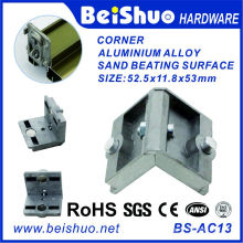 Supports d'angle Alu-Alloy Round Hole pour construction