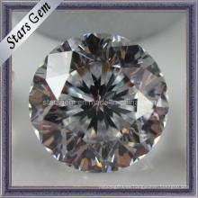 Brilliant Cut 9hearts y 1flower Cúbicos Zirconia Piedra preciosa para la joyería