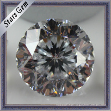 Brilhante Corte 9hearts & 1flower Cubic Zirconia Gemstone para Jóias