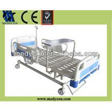 3 Kurbel antike Eisen und ABS Krankenhaus Betten