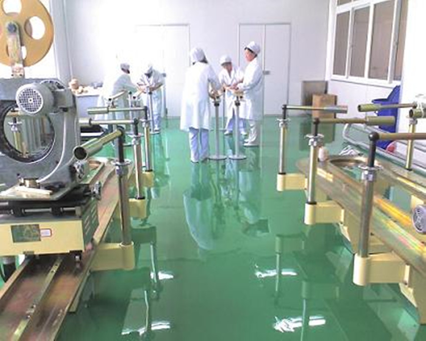 Suitable For Food Plant Epoxy Solvent Free Floor