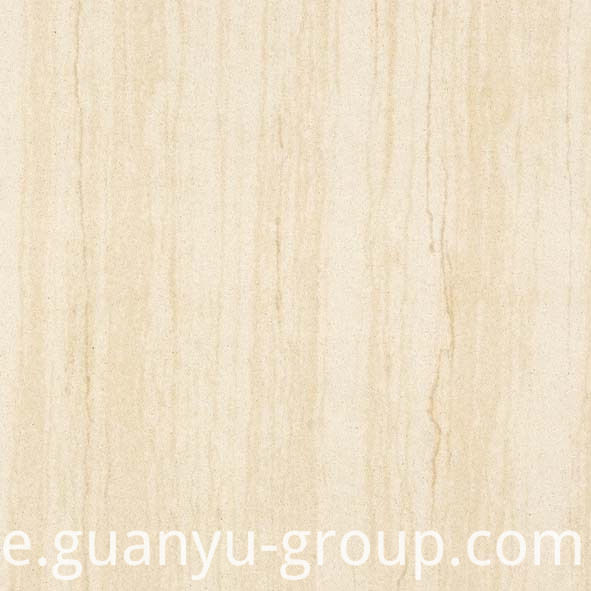 Wooden Pattern Soluble Salt Polished Tile