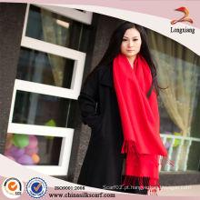 Cachecóis de seda vermelhos de moda Venda por atacado Pashmina Shawl, cachecóis chineses, atacado Cachecóis de época