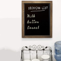 Blackboard for children double sided mini blackboard chalkboard