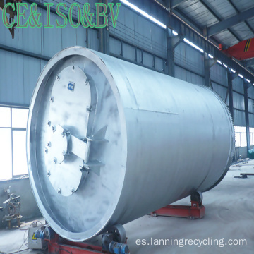 Lanning Plastic Bottle Recycling Machine