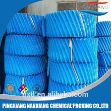 pp pvc cooling tower fill packing media Round and Rectangle Cooling Tower PVC fills