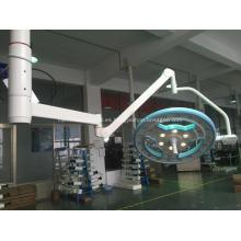 Lámpara de equipo quirúrgico hueco de montaje en techo