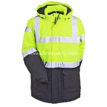 Waterproof  Breathability Shell Parka