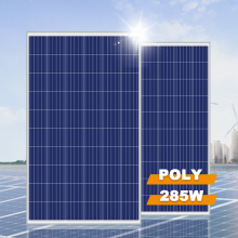 Panel solar de 285W para sistema solar en red