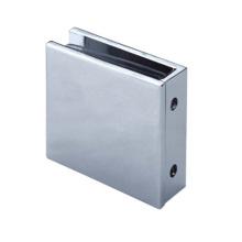 Stainless Steel Glass Panel Clamp Straight Corner