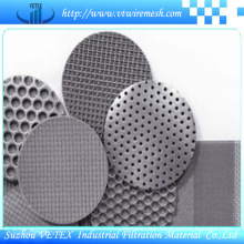 Easy Molded, Processed and Welded Sintered Wire Mesh
