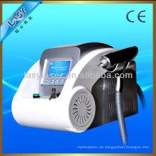 Q Schalter nd yag Lasermaschine entfernen Tattoo Pigment Sommersprossen