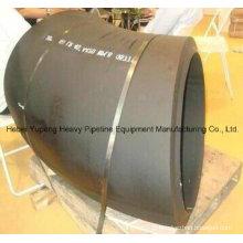 B16.9 d'ASTM A234 Wpb Buttt coude de soudage
