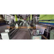 Sulzer G6200-240 Cm Terry Jacqurd Machine with Staubli Cx860 Jacquard 2688 Hooks Year 1995-1997