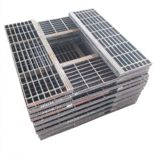 Hot Dipped Galvanized Steel grating-foot plate-Stair treads
