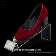Starke Stand Acryl Schuhe Halter für Verkauf