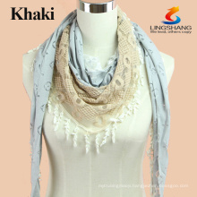 Fashion Summer Brand Female Floral Cotton Scarf Beach Multifunctional Bandana Hijab Long shawls and Scarves