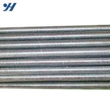 Mild Steel Strut New Fashion Channel double end galvanized threaded rod weight