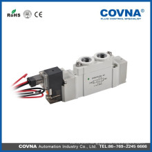 SY5120 series 220V pneumatic solenoid valve direct piping