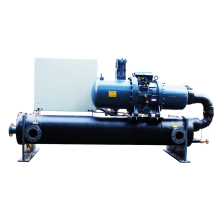 High Efficiency Low Temperature Water Cooled Screw Chiller