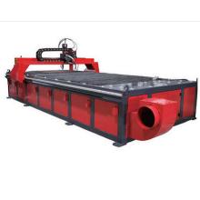 Máquina de corte do plasma da tabela da precisão do CNC
