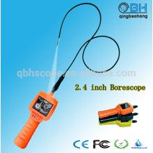 Endoscope d'endoscope d'enregistreur vidéo de 5.5mm avec l'écran d'affichage à cristaux liquides de 2,4 pouces