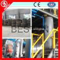 Alibaba superventas pirólisis de neumáticos de desecho de procesamiento de negro de humo