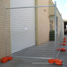 Retractable Temporary Fence Panel for Protection
