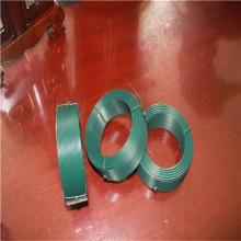 Alambre de hierro recubierto de plástico de bobina pequeña