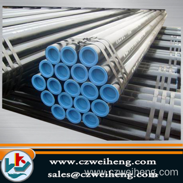 carbon erw welded steel pipe straight seam