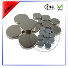 2014 New arrival disc ceramic magnet