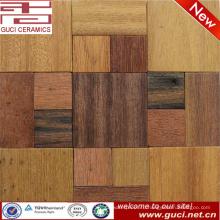 Китай дешевые 300х300мм деревянные стены мозаика цена плитка