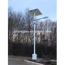 high lumen led solar street light optional AC DC voltage With CE and Rohs