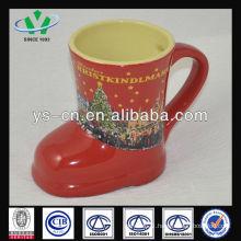 m052 Ceramic Dolomite Discount Mugs For Christmas Sale
