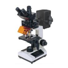 Microscópio Fluorescente de Câmera CCD Wn-FM107