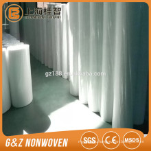 50% Viscose and 50% Polyester Spunlace Nonwoven Wipes
