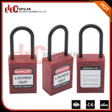 Elecpopular New Style High Quality Security Lock With Resistant Heat And Low Temperature PA Lock Body