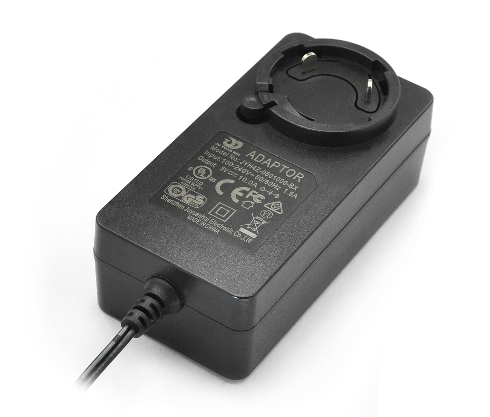 16V 3A Battery Charger Interchangeable Plug