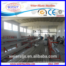 famous for Turkey pvc profile extrusion line for door window frames of CE approved