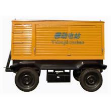 2014 Wudong Series 100kw trailer Grupos electrógenos diesel