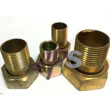Raccord de compteur d'eau de fer / raccord de compteur en acier