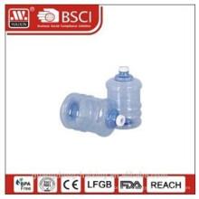 bouteille de distributeur d'eau en plastique